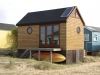 Hengistbury Head by Di Pettet £170000 Beach Hut