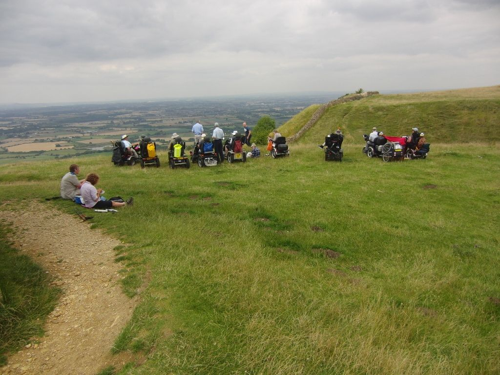 Bredon Hill and Wyre Forest Regional Rambles