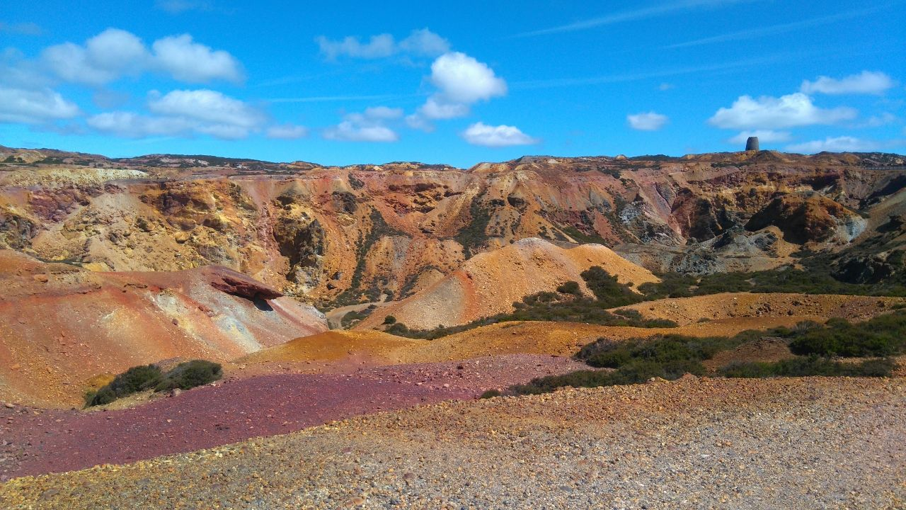 *West Sussex Tour and Rambling on Mars