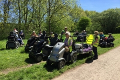 2018 Monsal Trail from Bakewell
