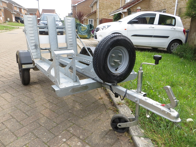 *Trailer for Tramper Now Sold South Coast