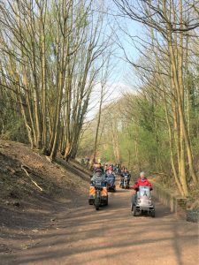 *April National Ramble – Donisthorpe Woodland Park, Leicestershire