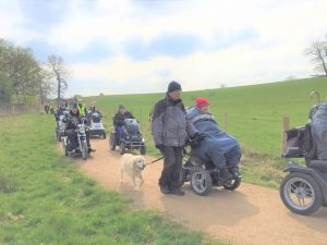 *April 19 National Ramble  – Calke Abbey Leicestershire