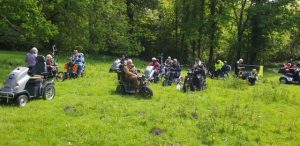 *May 19 National Ramble -Stourhead