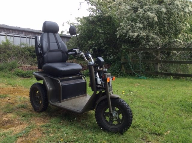 *TWS Three Wheeled Tramper Now Sold in Hampshire