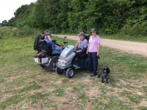 *May 19 – National Ramble  – Salisbury Plain: Tidworth tracks and byeways