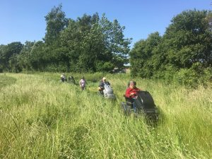 *June 19 Regional Ramble  – Nuffield Place