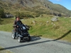 Paul D. on the Snowdonia National Park\'s Tramper