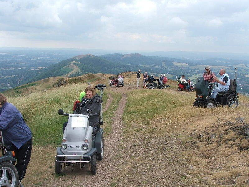 *Malvern Hills Ramble 7th September