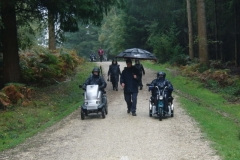 2013 Wilverley Wander