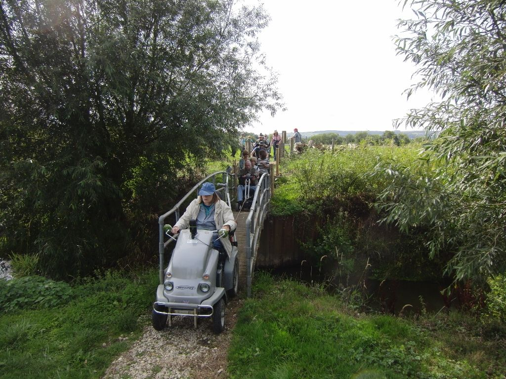 Fladbury Easy Access Path Opening 042 (1024x768)