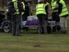 Walkers&Volunteers loading the trailer