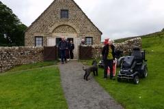 2017 Housesteads Roman Fort & Wall
